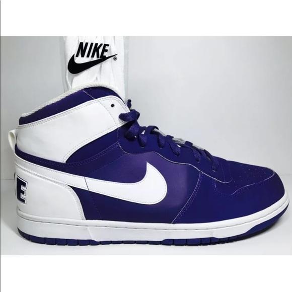 Nike Big Dunk High Top 2009 Men Size 15 Basketball NWT